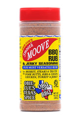Obie-Cue's Smooth Moove Seasoning