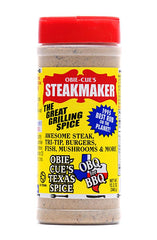 Obie-Cue's Steak Maker Rub