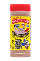 Obie-Cue's Sweet N' Heat Rub