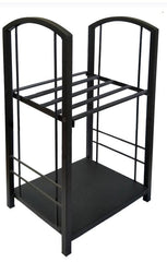 FireUp Extra Large Two Tier Wood Rack, Heater Accessories, S&D Berg