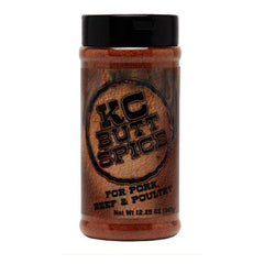 KC Butt Spice BBQ Rub