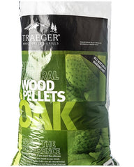 Traeger Oak Pellets 9Kg Bag - Joe's BBQs