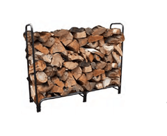 FireUp Outdoor Wood Rack, Heater Accessories, S&D Berg