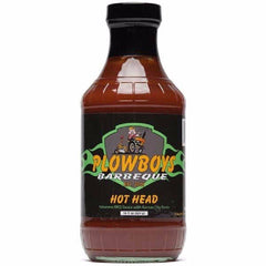 Plowboys BBQ Hot Head Sauce