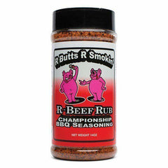 R Butts R Smokin' Beef Rub