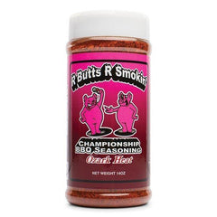 R Butts R Smokin' Ozark Heat Rub