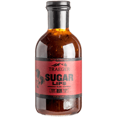 Traeger BBQ Sauce - Sugar Lips Glaze 473ml, BBQ Accessories, Traeger