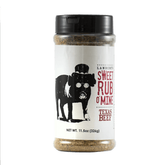 Sweet Swine O' Mine Texas Beef Rub