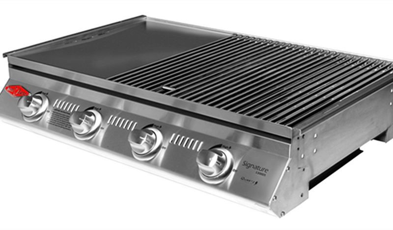 Beefeater Signature Premium Plus 5 Burner BBQ - Joe's BBQs