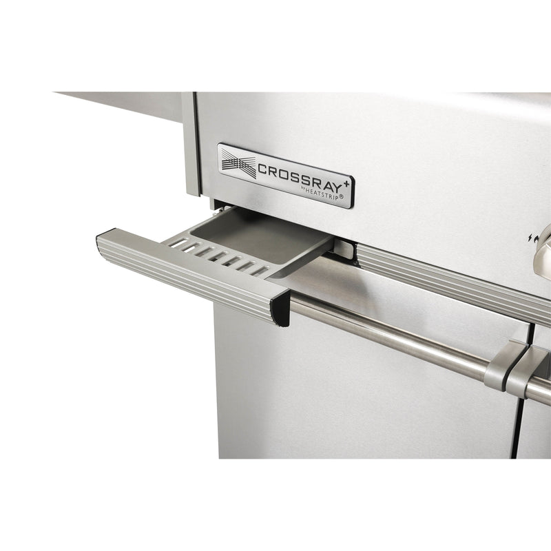 Crossray 2 Burner Barbecue
