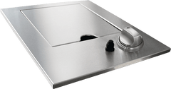 Napoleon Range Stainless Steel Side Burner