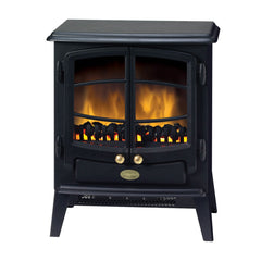 Dimplex Tango 2kW Portable Electric Fire with Optiflame coal effect