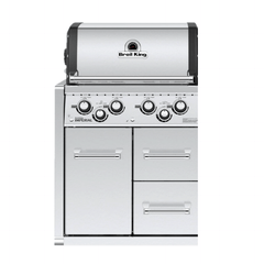 Broil King Imperial XLS Built In Cabinet BBQ
