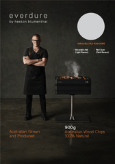 HESTON SMOKING CHIPS - RED GUM