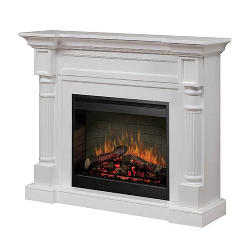 Dimplex Winston 2kw  with Mantel & LED Firebox