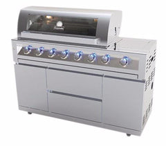 Gasmate Galaxy 6 Burner BBQ - Joe's BBQs