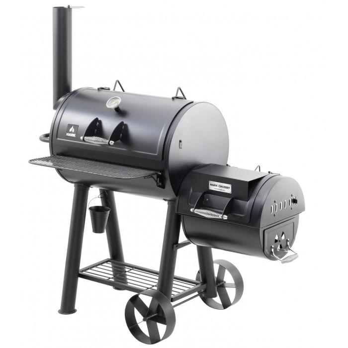Hark Chubby Offset Smoker - Joe's BBQs