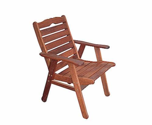 Kwila Club Chair, Furniture, Swifts