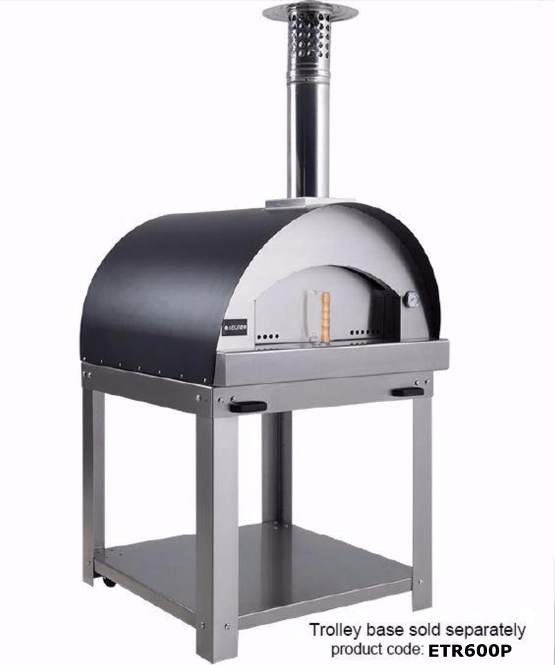 Euroappliance Medium Wood Fired Pizza Oven - Joe's BBQs