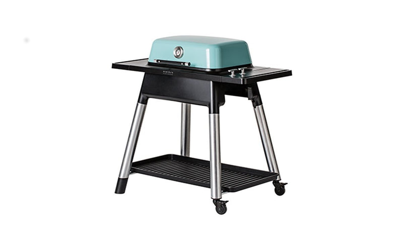 Everdure by Heston Blumenthal Force Gas BBQ Mint, Everdure BBQs, Everdure