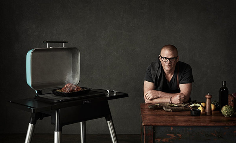 Everdure by Heston Blumenthal Force Gas BBQ Stone, Everdure BBQs, Everdure