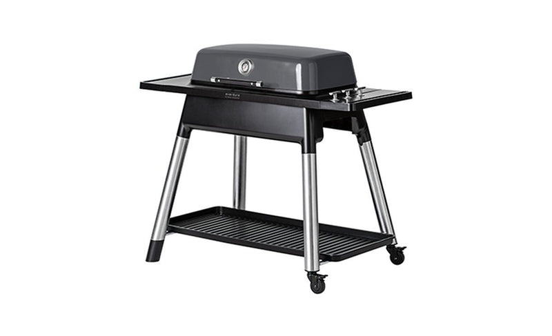 Everdure by Heston Blumenthal Furnace Gas BBQ Graphite, Everdure BBQs, Everdure