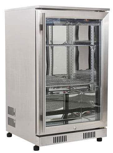 Gasmate Single Door Fridge Standard