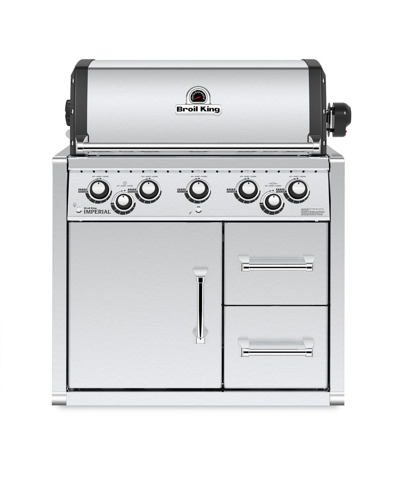 Broil King Imperial 590 Built-In Cabinet BBQ