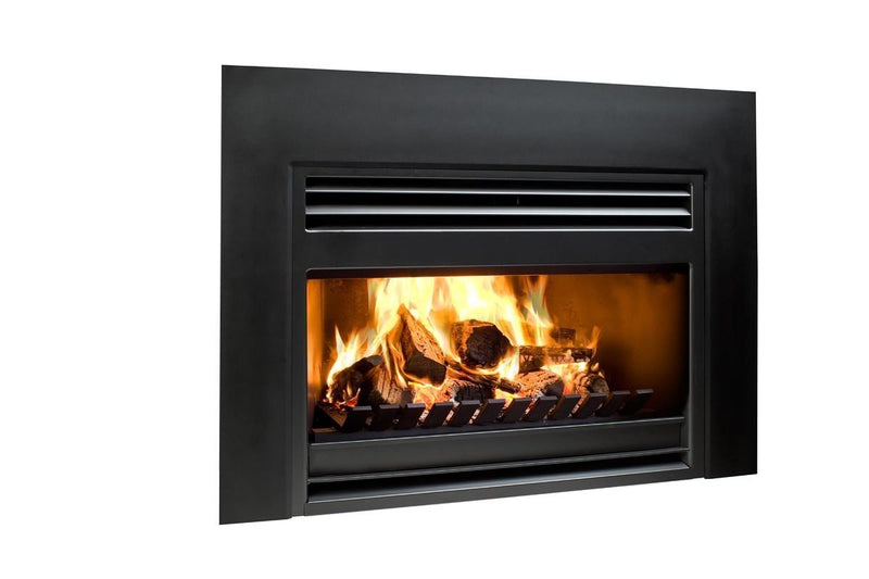 Heatmaster B Series (450) Wood Burning Heat Circulating Open Fireplace, Heater, Heatmaster