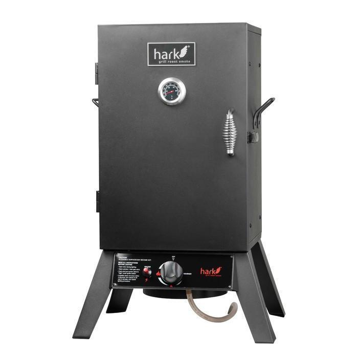 Hark Patio Gas Smoker - Joe's BBQs