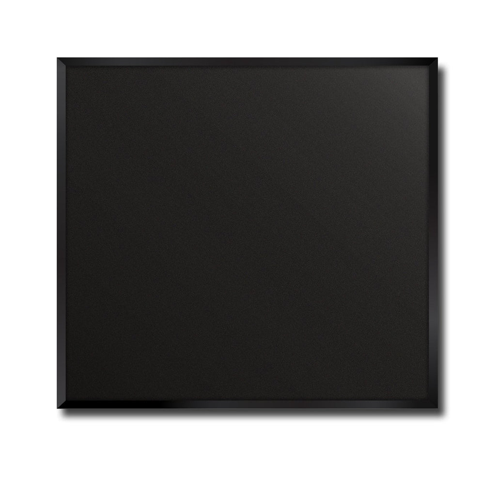 Magellan Black Flat Glass Door