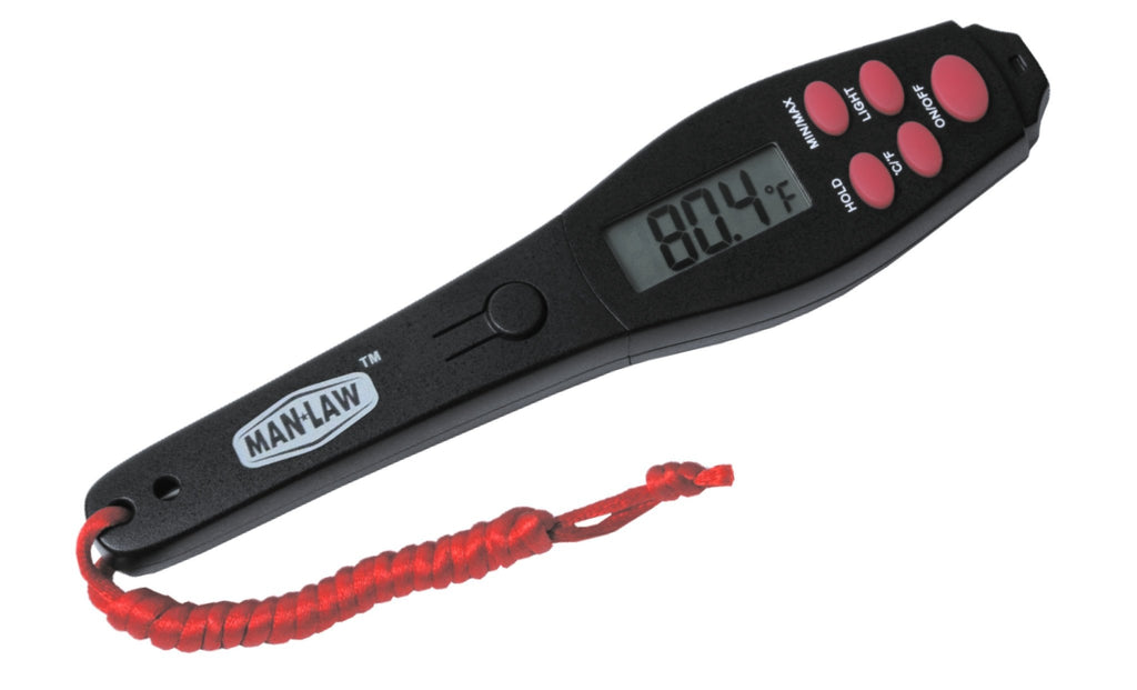 Man Law Digital Instant Read Thermometer - Joe's BBQs