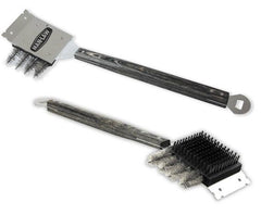 Man Law Giant 523mm long handle grill brush - Joe's BBQs