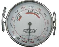 Man Law Grill Surface Gauge - Joe's BBQs