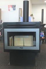 Ex Display Stock Masport F7000E Freestanding Wood Fire - Clearance