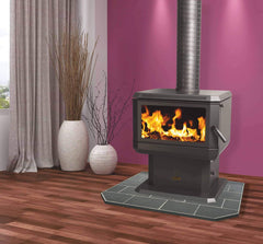 Coonara Medium CMF2 Freestanding Woodheater, Heater, Coonara