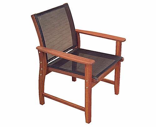 Kwila Prestige Textilene Chair, Furniture, Swifts