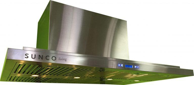 Sunco RH1200 Stainless Steel Rangehood - Joe's BBQs