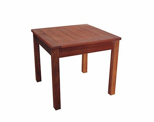 Kwila Prestige 900 x 900mm Table, Furniture, Swifts