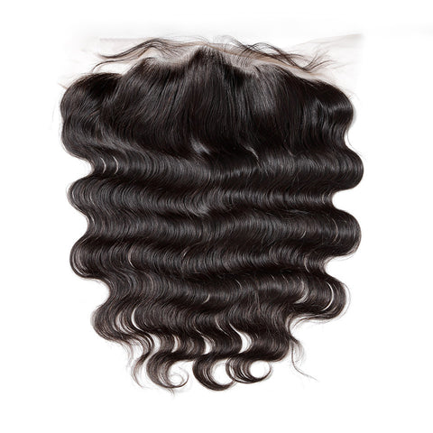 preplucked lace frontal 13x4 virgin human hair body wave