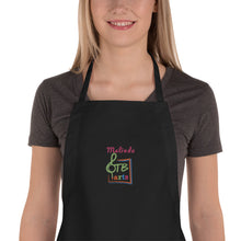 Embroidered Personalized Apron