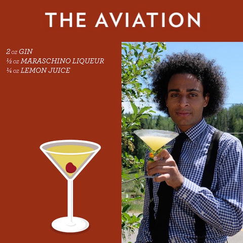 The Aviation Cocktail Recipe
