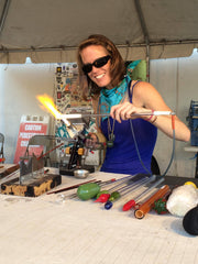 gina_glass_by_boots_live_glass_blowing