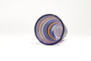 Purple CFL Encalmo Double Shot Glass