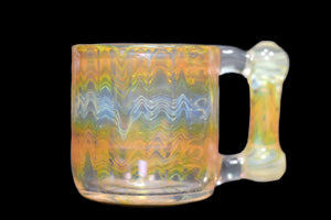 Fumed Mug Number 4
