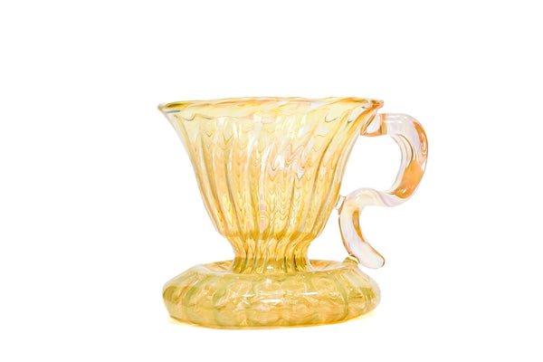 Fumed Sforza Loose Leaf Tea Cup