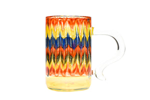 Carnival Wrap and Rake Mug