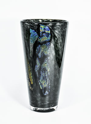 Dichroic Brain Pint (Soft Glass)