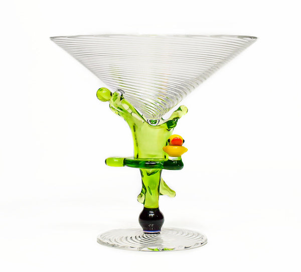 Duck Splash Martini