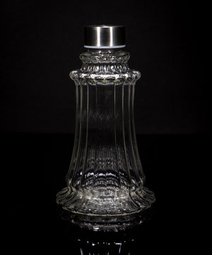 Scalloped Decanter